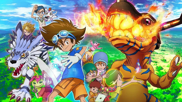 Anime Preview: Digimon verso la fine, trailer per Shadows House e Pompo