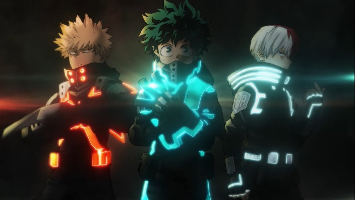 My Hero Academia: trailer per il nuovo film
