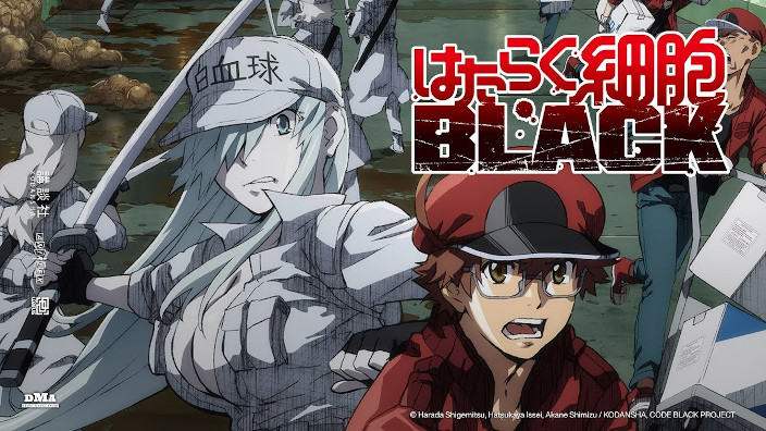 <b>Cells at Work BLACK</b>: Impressioni finali sull'anime