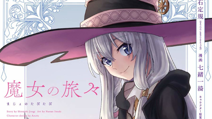 Planet Manga annuncia il manga di The Journey of Elaina