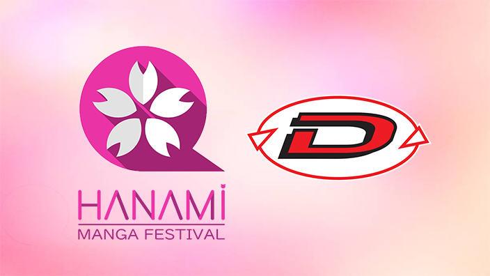 Hanami Manga Festival: annunci Dynit