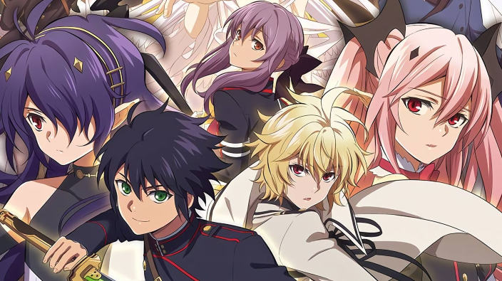 Netflix: arrivano Seraph of the End e i film di Doraemon