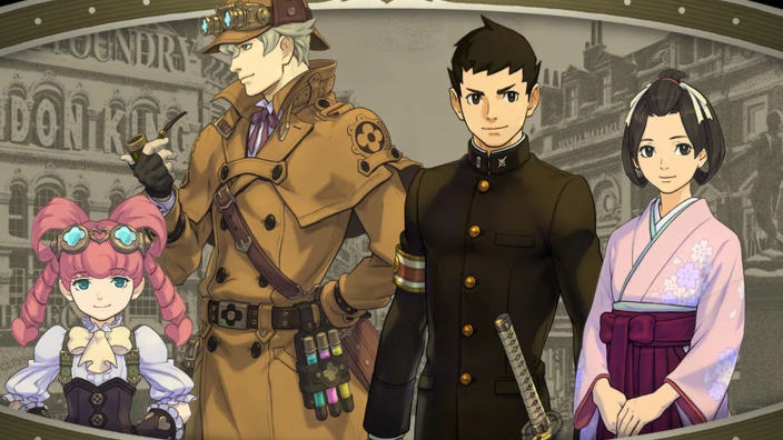 The Great Ace Attorney Chronicles ha una data occidentale