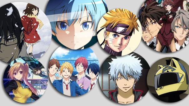 Palinsesto streaming e simulcast anime per l'inverno 2016