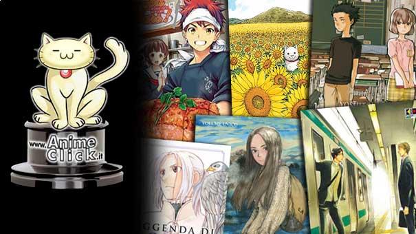 NekoAwards 2016: miglior serie breve e miglior novità manga