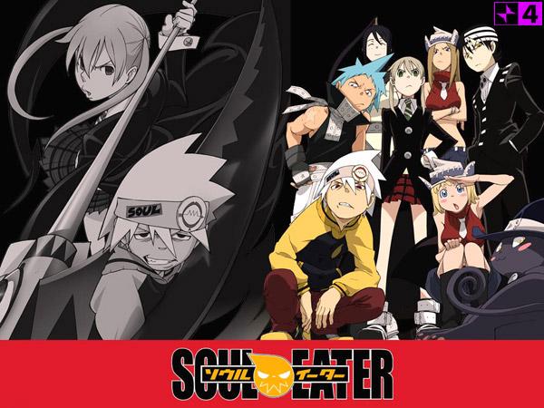 Soul  Eater su Rai 4 - Small