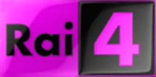 Rai 4 New Digital Logo