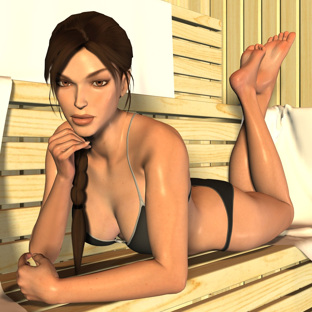 Lara croft nu fake xxx video