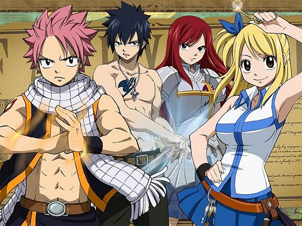 Fairy Tail Rai 4