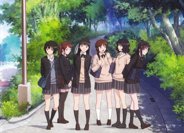 Amagami SS - To Kibito High