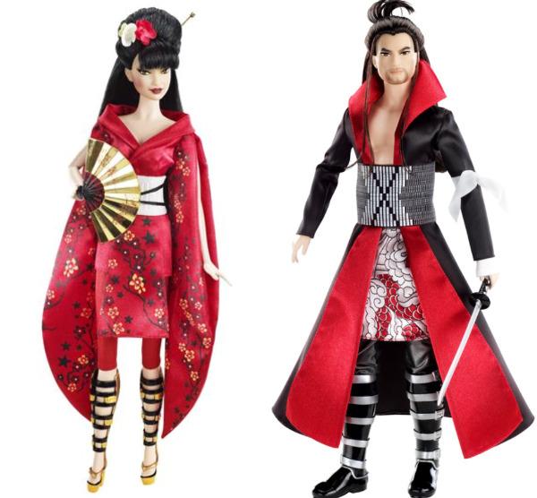 Bien connu Barbie e Ken sbarcano a Tokyo! | AnimeClick JJ88