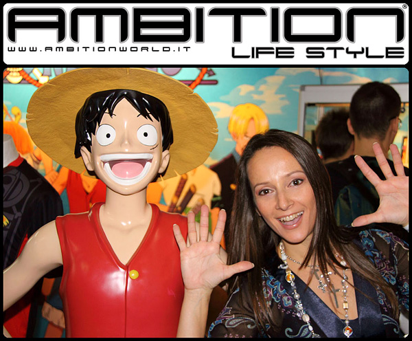 Intervista a Emanuela Pacotto by AnimeClick.it - AmbitionWorld.it - 05