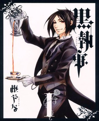 Planet Manga - Black Butler