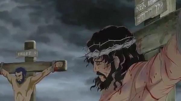 My last day: la passione di gesù realizzata in anime da studio 4°c