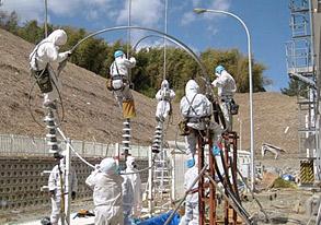 Terremoto Giappone - Tecnici continuano a lavorare a Fukushima