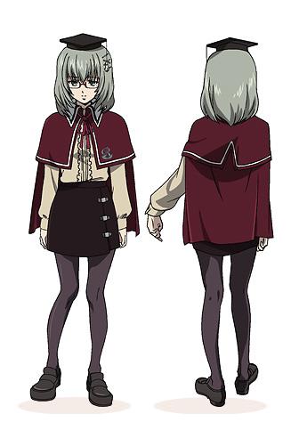 Holy Knight: anime tra vampiri e cacciatori | AnimeClick