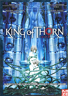 King of Thorn - cover
