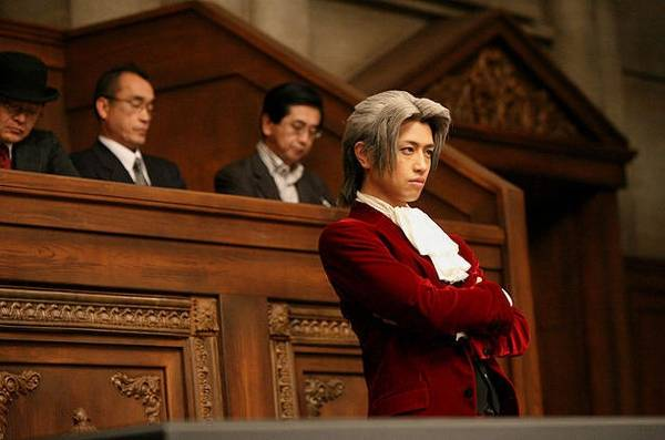 Ace Attorney Miles Edgeworth