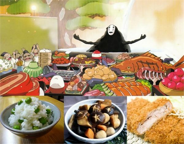 scoprire la cucina giapponese con lo studio ghibli | animeclick - Cucinare Giapponese