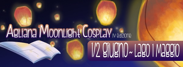 Banner Agliana Moonlight Cosplay 2013