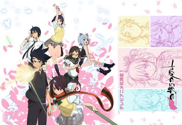 Giappone: gli Anime della prossima stagione Autunno 2013