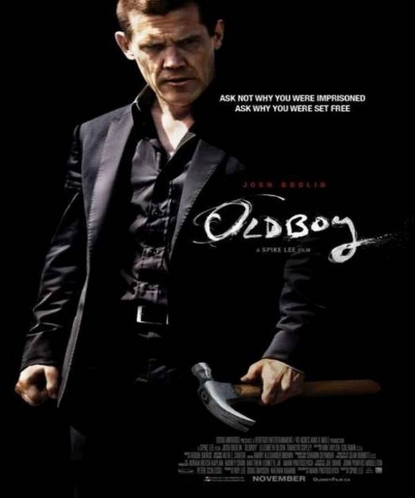 Old Boy: Poster 2