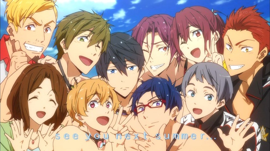 Free! - see you next summer