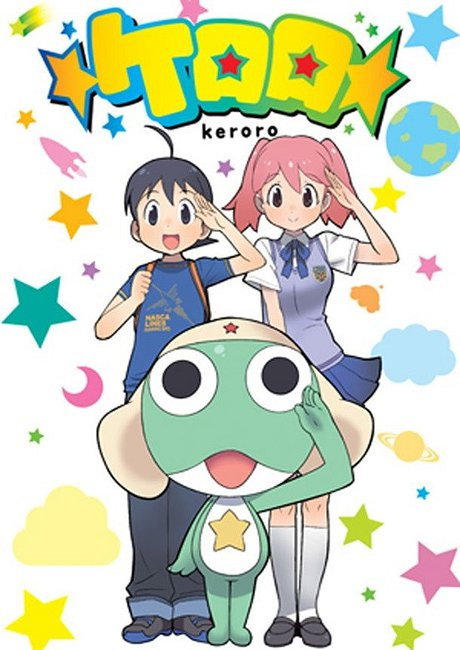 Keroro in Flash