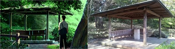 Nel giardino delle parole di makoto shinkai animeclick - Il giardino delle parole libro ...