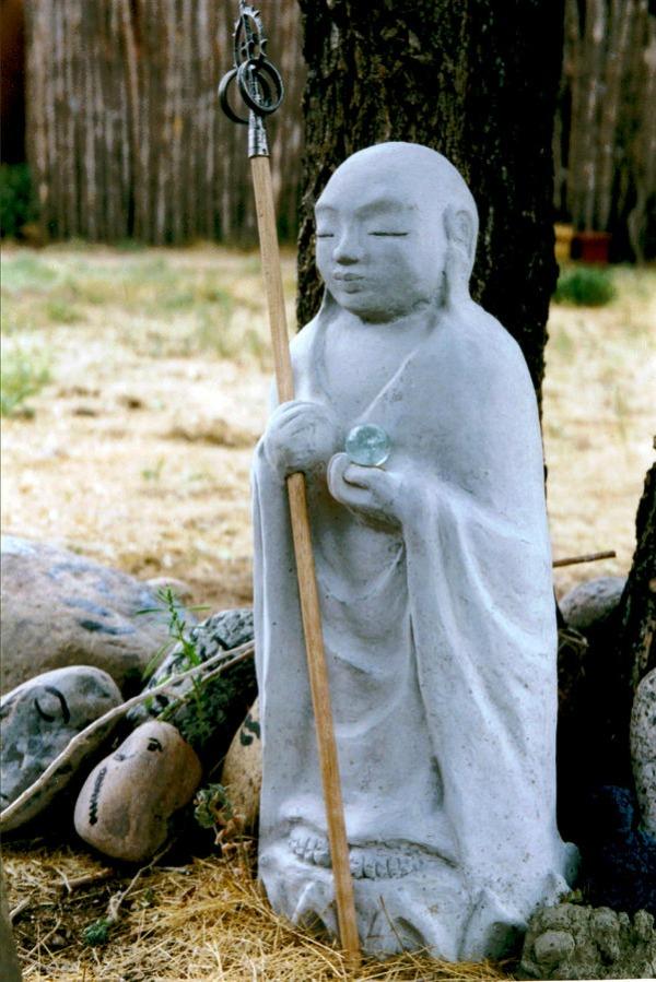 Jizo statua