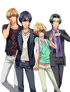 Love Stage!! Cover