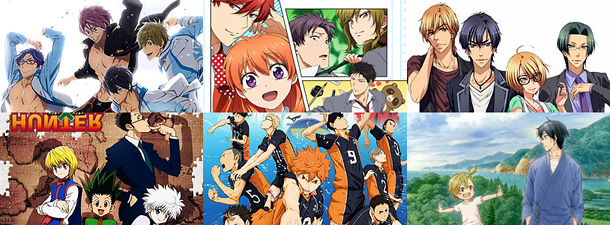 AnimeClick.it consiglia: Anime terminati nell'estate 2014
