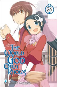 The World God Only Knows Ultimo
