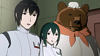 Knights of Sidonia: Battle for Planet Nine Gallery 1