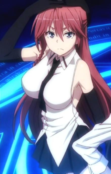 Lilith Azami Trinity Seven