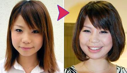 Tagli capelli ragazze giapponesi