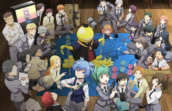 Assassination Classroom IIseason