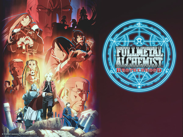 News7701 Full Metal Alchemist Brotherhood [ Subtitle Indonesia ]