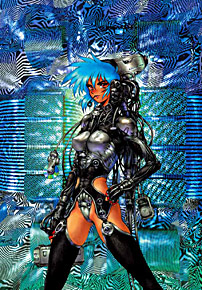 Ghost in the Shell - 1.5 Human-error Processer