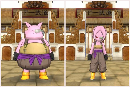 Dragon Ball Online Ultimate Majin Buff Build